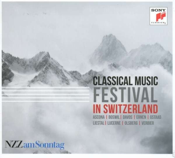 CD V/A - Festival - Classical Music In Switzerland