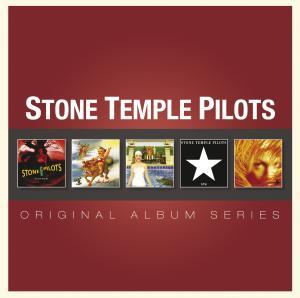Stone Temple Pilots - CD ORIGINAL ALBUM SERIES