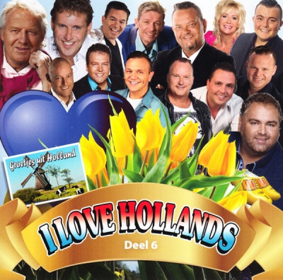 CD V/A - I LOVE HOLLANDS 6