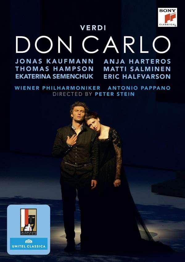 DVD VERDI, G. - Verdi: Don Carlo