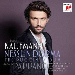 CD Kaufmann, Jonas - Nessun Dorma - the Puccini Album
