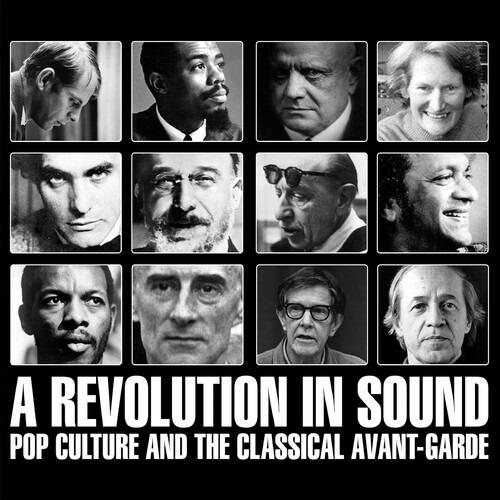 CD V/A - A REVOLUTION IN SOUND