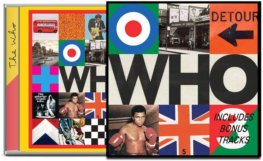 The Who - CD WHO