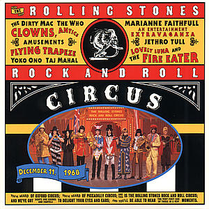 Rolling Stones - CD ROCK & ROLL CIRCUS