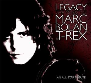 CD V/A - LEGACY THE MUSIC OF MARC BOLAN & T-REX