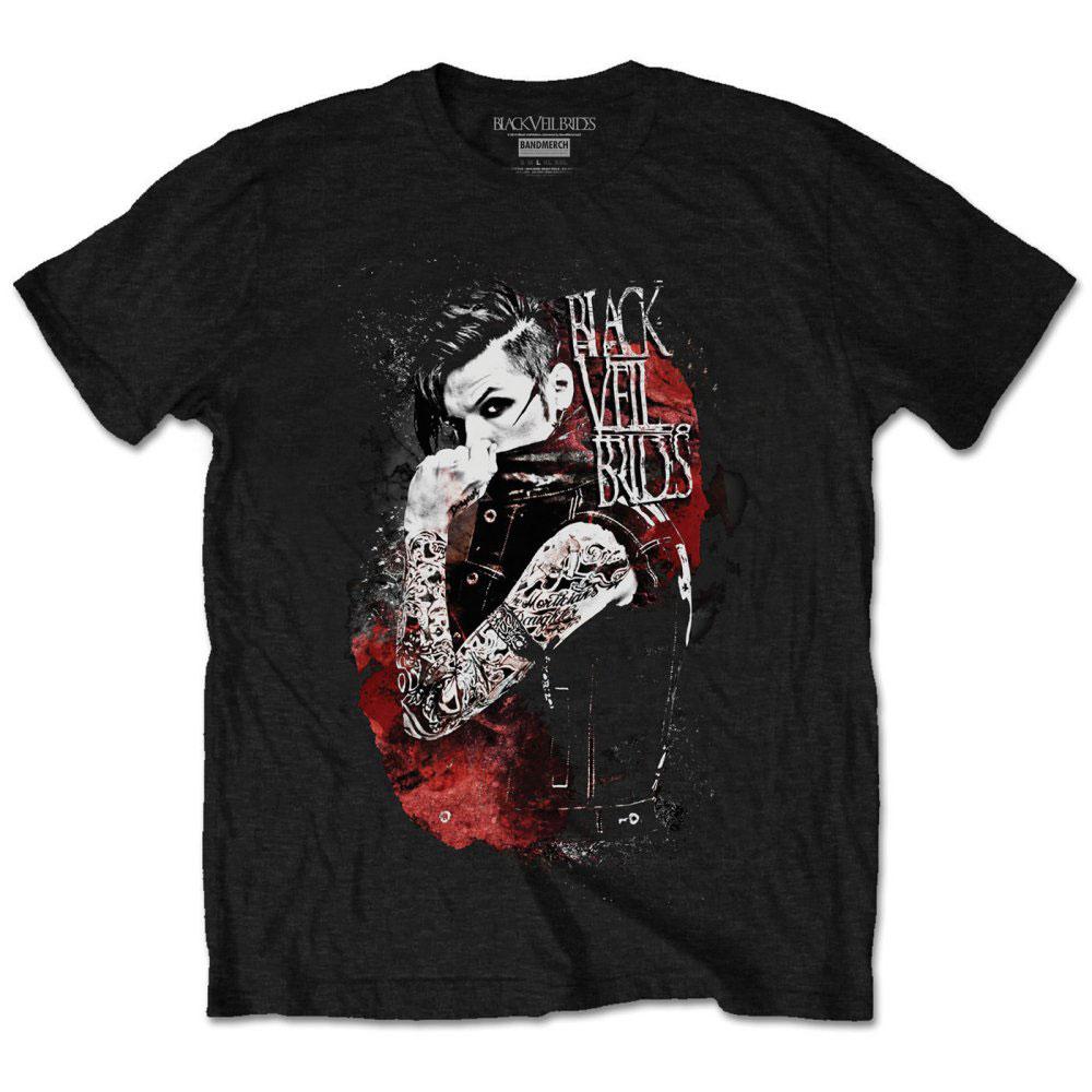 Black Veil Brides - Tričko Inferno - Muž, Unisex, Čierna, L