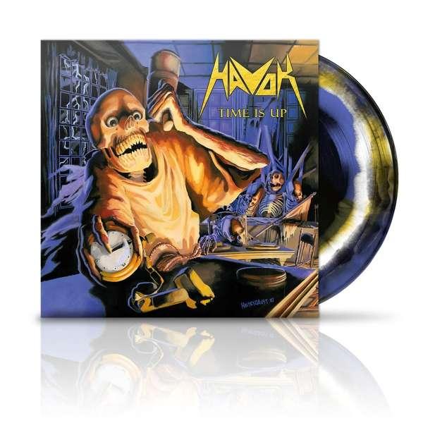 Vinyl HAVOK - TIME IS UP