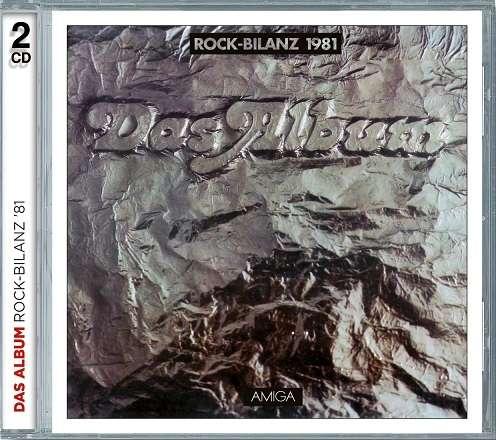 CD V/A - Rock-Bilanz 1981