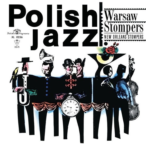 Vinyl WARSAW STOMPERS - NEW ORLEANS STOMPERS (POLISH JAZZ)