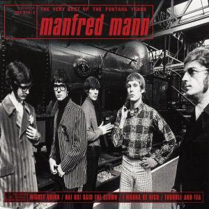 CD MANFRED MANN - THE WORLD OF