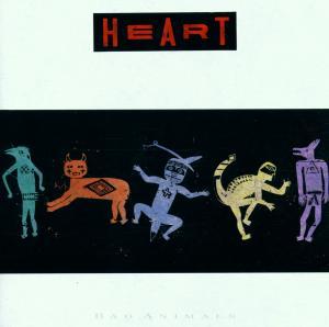 Heart - CD BAD ANIMALS