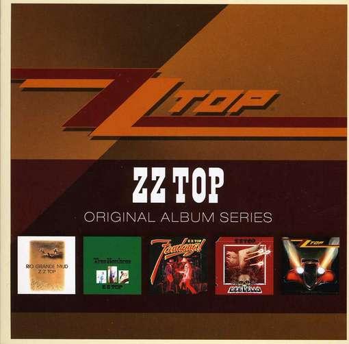 ZZ Top - CD ORIGINAL ALBUM SERIES
