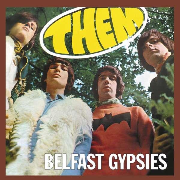 CD BELFAST GYPSIES - THEM BELFAST GYPSIES