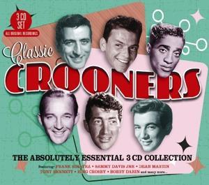 CD V/A - CLASSIC CROONERS