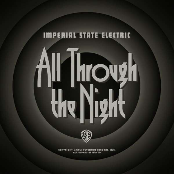 CD IMPERIAL STATE ELECTRIC - ALL THROUGH THE NIGHT