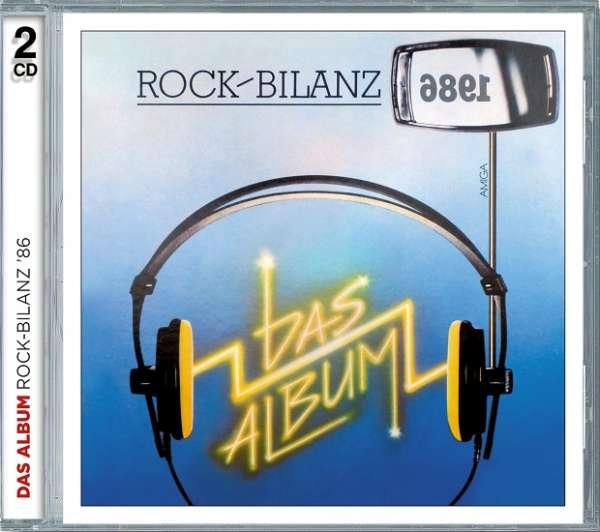 CD V/A - Rock-Bilanz 1986