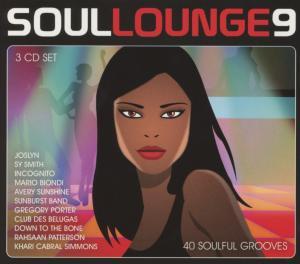 CD V/A - SOUL LOUNGE 9