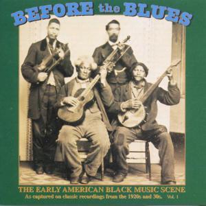 CD V/A - BEFORE THE BLUES V.1