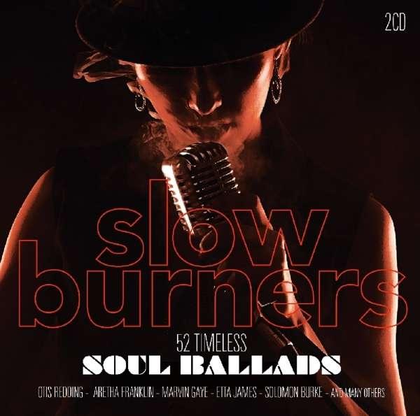 CD V/A - SLOW BURNERS