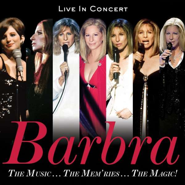 CD STREISAND, BARBRA - The Music...The Mem'ries...The