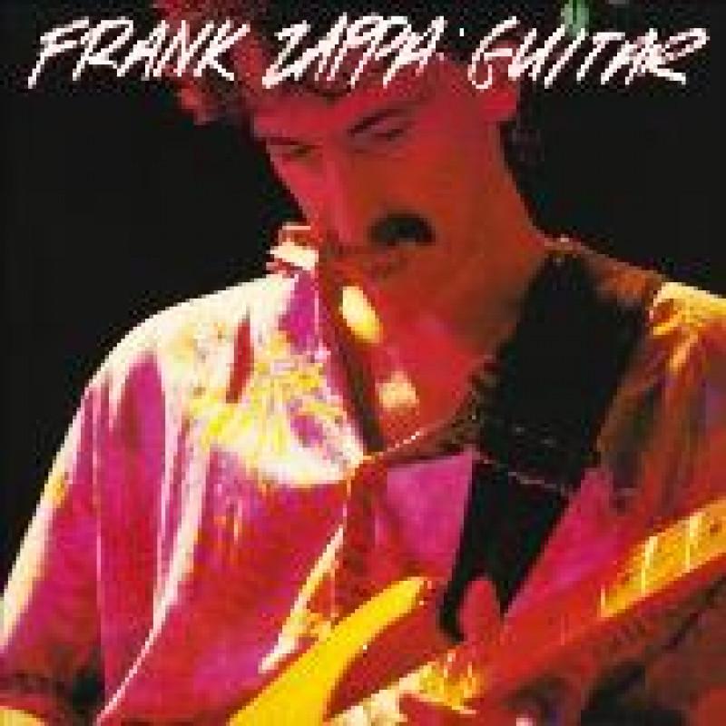 Frank Zappa - CD GUITAR