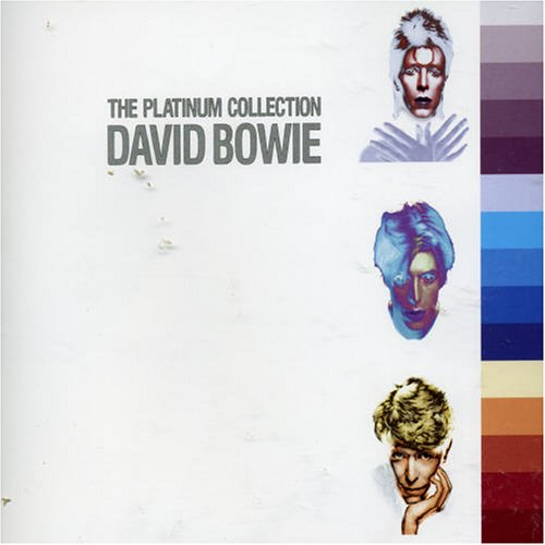 David Bowie - CD THE PLATINUM COLLECTION (3 CD)