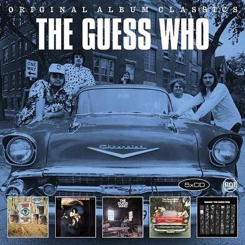 CD GUESS WHO - Original Album Classics