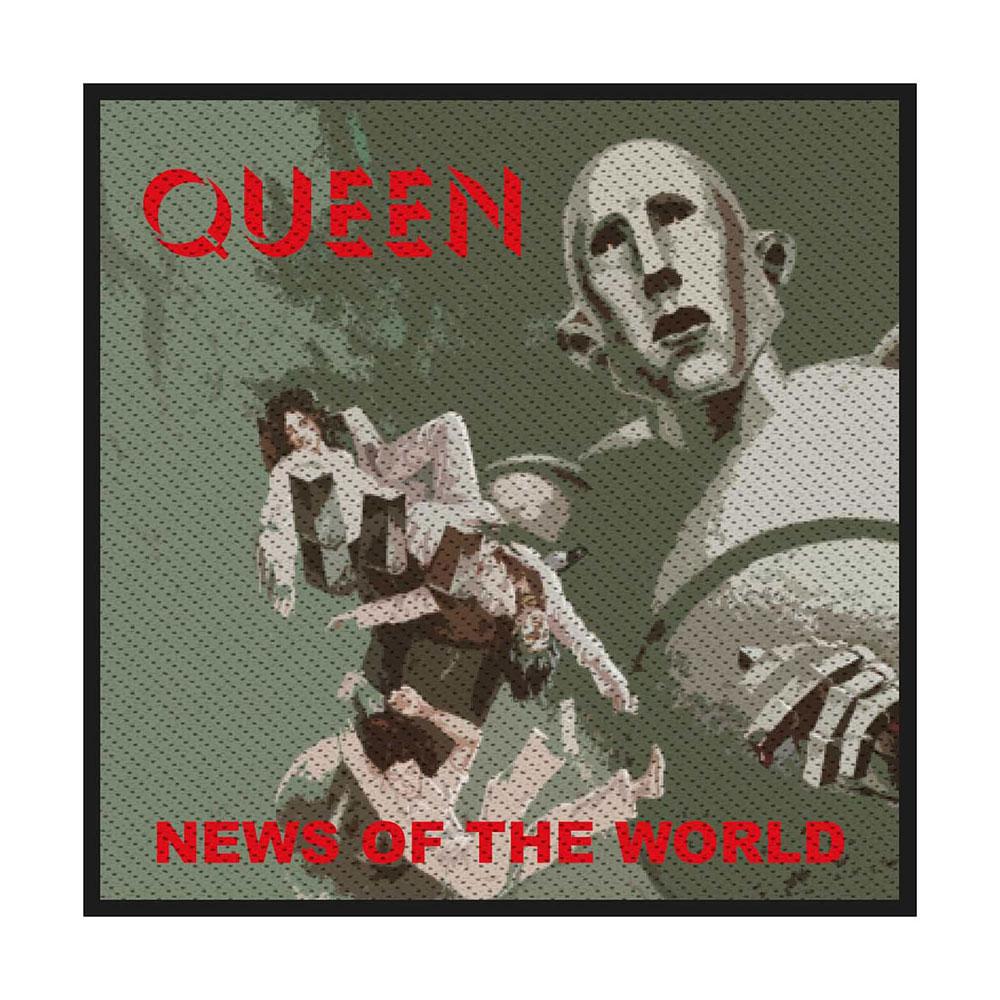Queen - Nažehlovačka News of the World