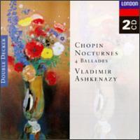 CD ASHKENAZY VLADIMIR - NOKTURNA/BALADY