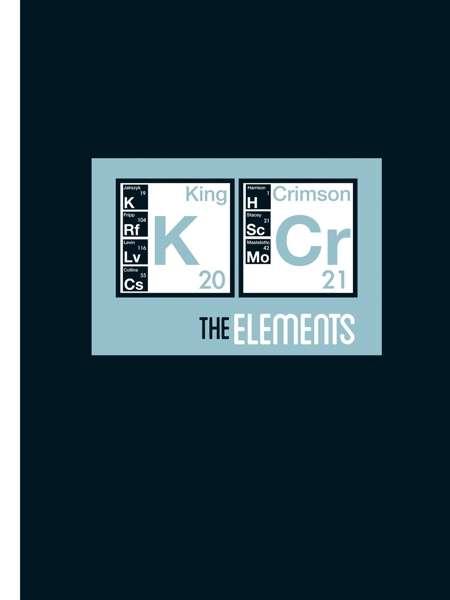 CD KING CRIMSON - ELEMENTS TOUR BOX 2021