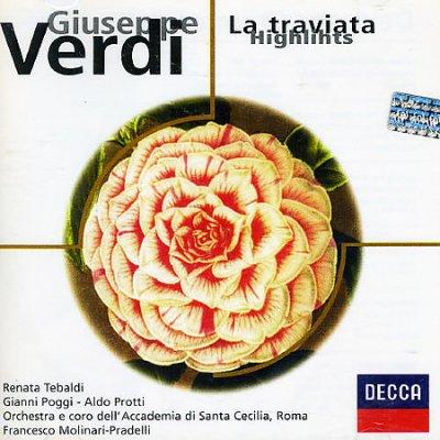 CD MOLINARI-PRADELLI/OASCR - TRAVIATA-VYBER