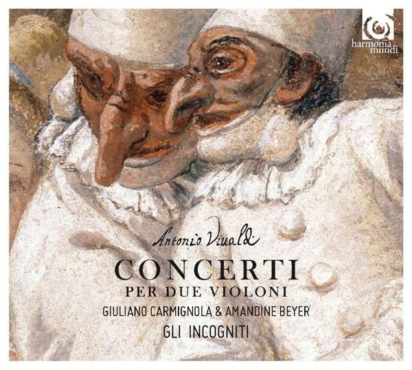 CD VIVALDI, A. - CONCERTI PER DUE VIOLINI