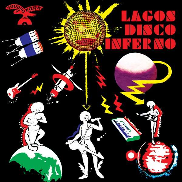 CD V/A - LAGOS DISCO INFERNO 2