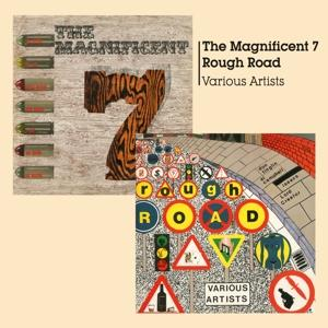 CD V/A - MAGNIFICENT 7 + ROUGH ROAD