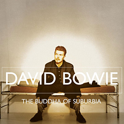 David Bowie - CD BUDDHA OF SUBURBIA