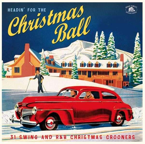 CD V/A - HEADIN' FOR THE CHRISTMAS BALL