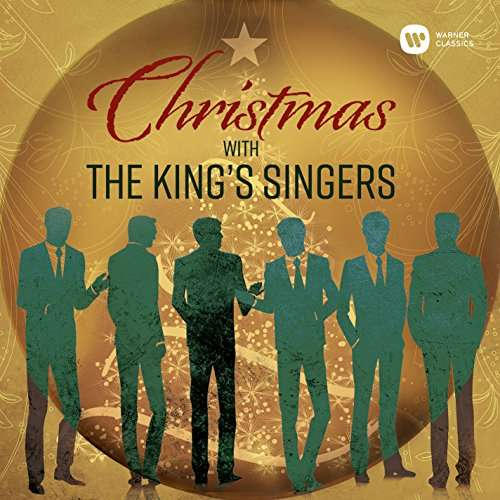 CD KING'S SINGERS - CHRISTMAS WITH THE KING'S SINGERS