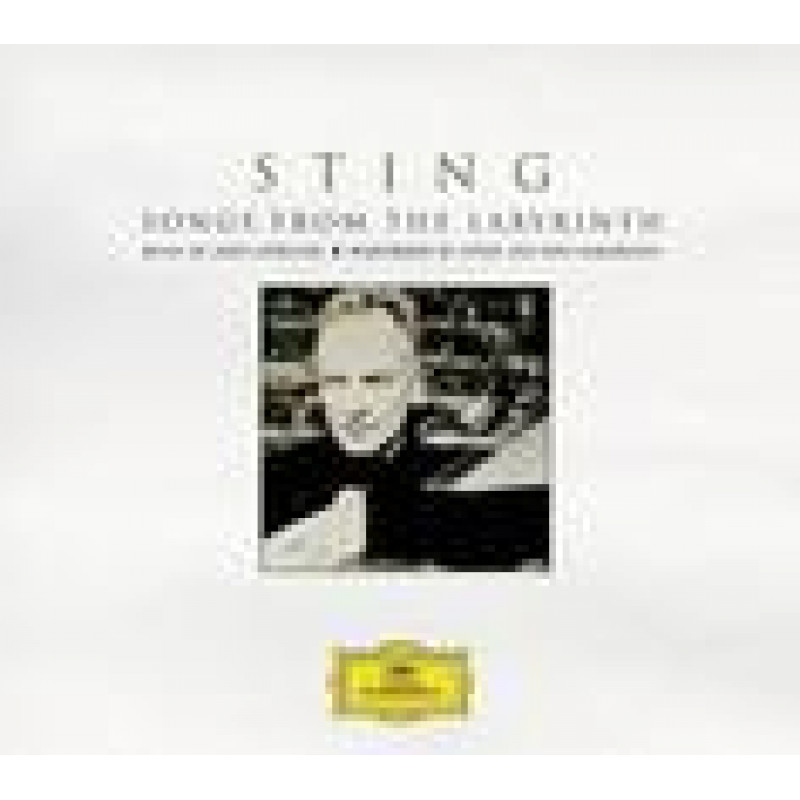 Sting - CD SONGS FROM THE LABYRINTH