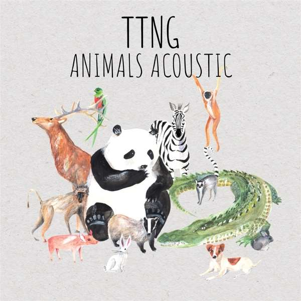 CD TTNG - ANIMALS ACOUSTIC