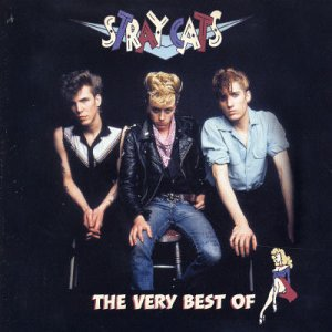 CD STRAY CATS - The Very Best Of