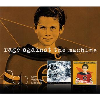 Rage Against the Machine - CD Rage Against the Machine/Evil Empire