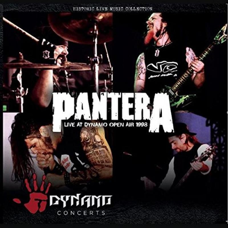 Pantera - CD LIVE AT DYNAMO OPEN AIR