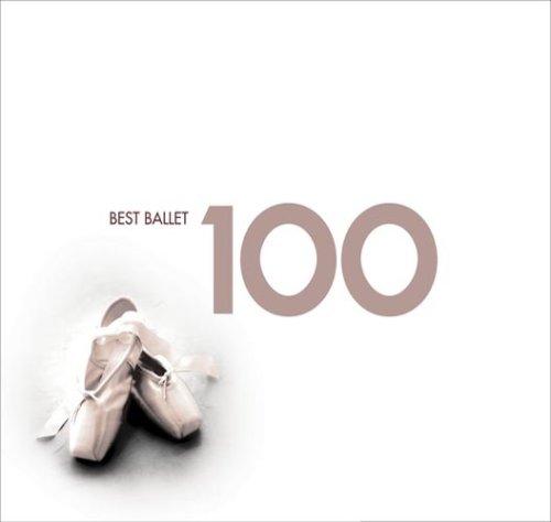 CD VARIOUS ARTISTS - 100 BEST BALLET