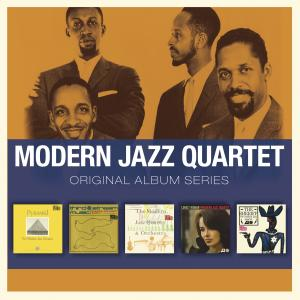 CD MODERN JAZZ QUARTET, THE - ORIGINAL ALBUM SERIES