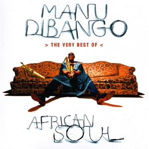 CD DIBANGO MANU - THE VERY BEST OF
