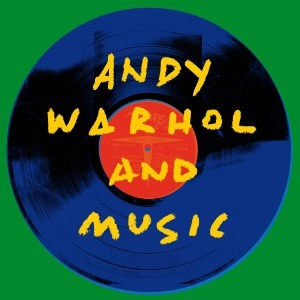 CD V/A - Andy Warhol and Music