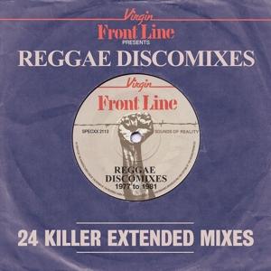 CD V/A - FRONT LINE PRESENTS REGGAE DISCOMIXES