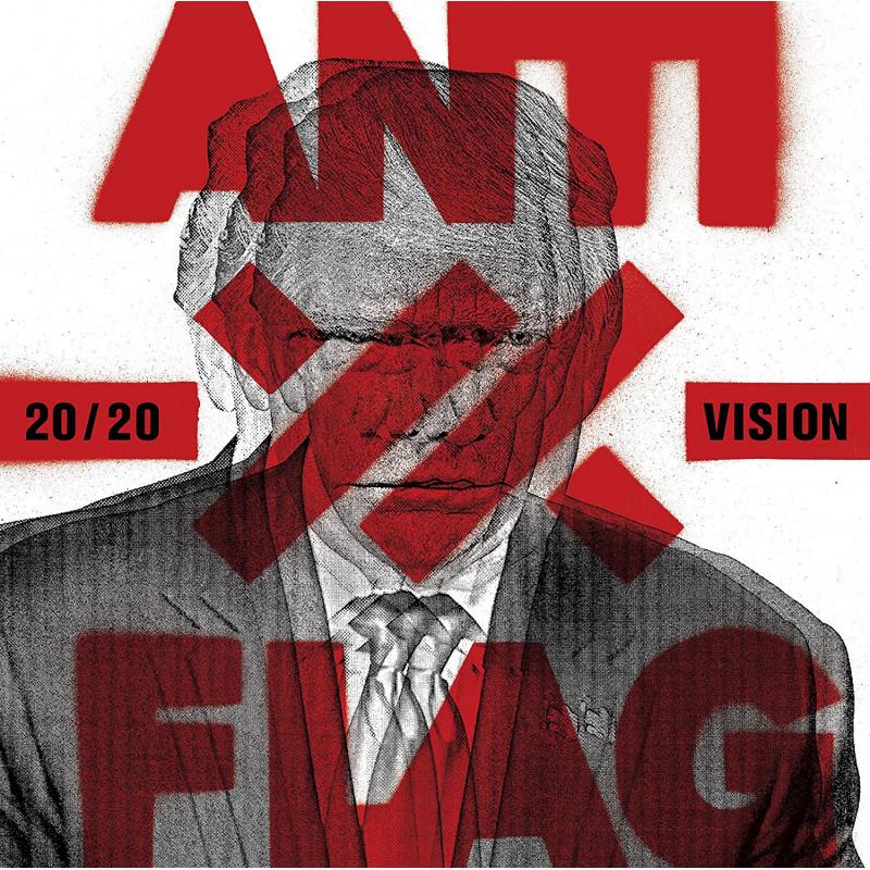 Anti-Flag - CD 20/20 VISION