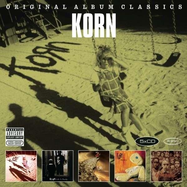 Korn - CD Original Album Classics