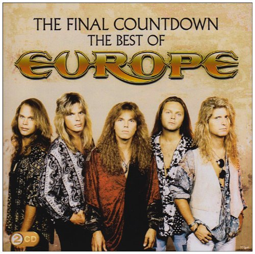 Europe - CD Final Countdown: the Best of